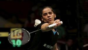 'इंडोनेशिया मास्टर्स टूर्नामेंट' के फाइनल में पहुंची साइना नेहवाल
