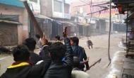 कासगंज हिंसा: दोनों ही पक्षों के हाथ में था तिरंगा, झगड़ा रास्ते को लेकर हुआ था