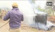 यूपी: कासगंज में फिर भड़की हिंसा, बिना परमिशन तिरंगा यात्रा से शुरू हुआ बवाल