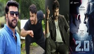 Mammootty, Mohanlal, Chiranjeevi to launch the teaser of Rajinikanth, Akshay Kumar's 2.0 in Hyderabad on this date