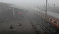 Dense fog hits train services in Delhi