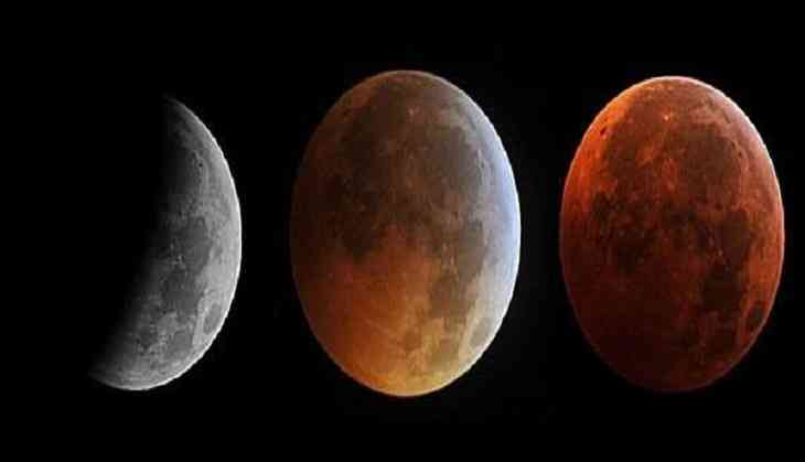 Celestial spectacle: 'Super blue blood' moon to end January
