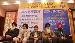 Sikhs & Kashmiri groups come together in Amritsar to air demand of self-determination
