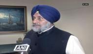 Sukhbir Badal accuses Rajiv Gandhi of fueling 1984 anti-Sikh riots