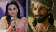 Padmaavat: Shahid Kapoor gave fitting reply to Swara Bhaskar's open letter