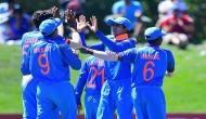 अंडर-19 वर्ल्ड कप: पाकिस्तान को 203 रनों से रौंदकर फाइनल में पहुंचा भारत