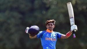 अंडर-19 वर्ल्डकप: पाकिस्तान के खिलाफ सेमीफाइनल में सेंचुरी ठोककर बना डाला रिकॉर्ड