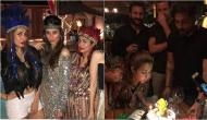Amrita Arora birthday cake is hotter than your imagination, will give you sexiest goals; see video