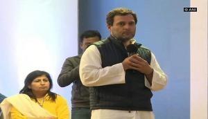 MP कांग्रेस की चुनाव तैयारी जोरों पर, पेश किया 'कॉफी विद राहुल गांधी' ऑफर