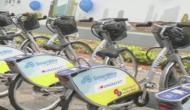 Chandrababu Naidu launches Smart Cycles in Secretariat