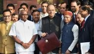 Here's what Jaitley did in his last Budget for this term