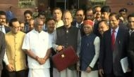 Budget 2018: Arun Jaitley to leave Rashtrapati Bhavan ahead of budget presentation