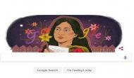 Google-Doodle: Google celebrates life-work of Kamala Das