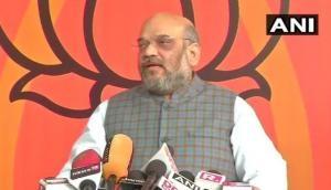 बीजेपी संसदीय दल की बैठक में बोले अमित शाह- अलोकतांत्रिक है राहुल गांधी की शैली