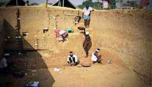 Stone Age tools in Tamil Nadu suggest reframing 'Out of Africa' theories