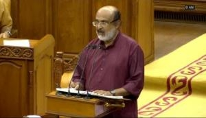 Kerala Finance Minister: Demonetisation akin to cyclone 'Ockhi'