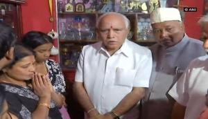 Banglore: Investigation begins in BJP worker's death case