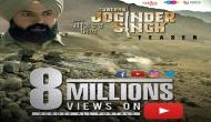 Subedar Joginder Singh: The teaser of Gippy Grewal starrer took social media by storm; Crossed 8 million views