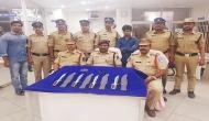 Hyderabad: Man arrested with four daggers