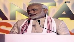 Northeast is at heart of Act East policy: PM Modi