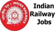 Railway Recruitment 2018: 10वीं पास उम्मीदवारों के लिए भर्तियां