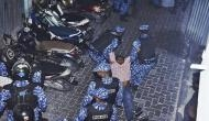 Maldives police 'uses pepper spray' against Chief Justice supporters