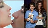 Here is what Gold star Akshay Kumar, Padman producer Twinkle Khanna's son Aarav did with his mother's kissing scene with Raid star Ajay Devgn