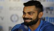 Nidahas Trophy Final: Indian skipper Virat Kohli reacts to Dinesh Karthik's last ball sixer