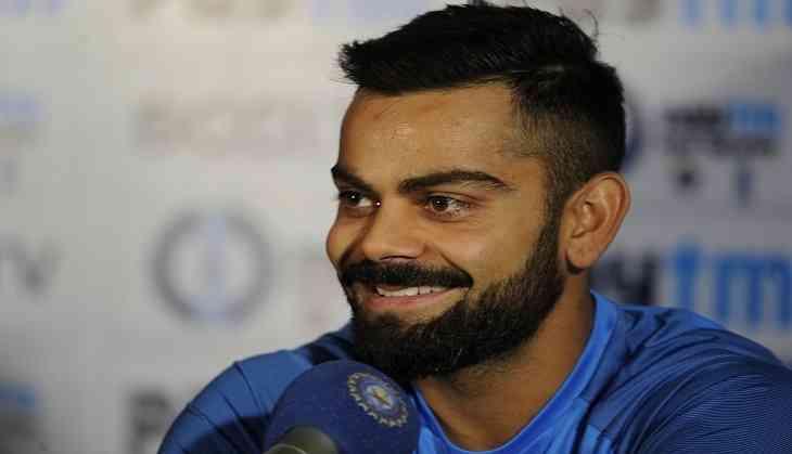 Video Indian Skipper Virat Kohlis Message For Pakistani Umpire