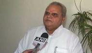 Former Bihar governor Satya Pal Malik sworn in as Jammu and Kashmir Governor