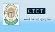 CBSE CTET 2018: मई में होगी सीबीएसई की सीटेट परीक्षा