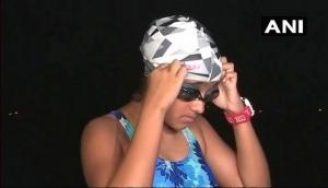 Rajasthan Swimmer set to create another record