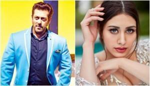 Salman Khan introduces new girl Warina Hussain for Aayush Sharma's debut film Loverati, after saying - 'Mujhe Ladki Mil Gayi'