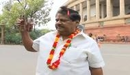 Telugu Desam Party (TDP) MPs demand special package for Andhra