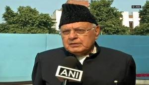 Congress should've given Bharat Ratna to Atal Bihari Vajpayee: Farooq Abdullah