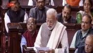 राज्यसभा में पीएम मोदी ने कांग्रेस से पूछा, क्या हमेशा आप ही बैटिंग करते रहेंगे