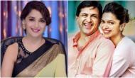 Padmaavat actress Deepika Padukone reveals her father Prakash Padukone went heartbroken and locked himself after Madhuri Dixit's marriage