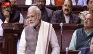 Need Gandhi's India, a Congress-free country: PM