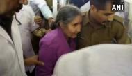 पीएम मोदी की पत्नी जशोदाबेन सड़क हादसे में घायल, सिर में आई चोट