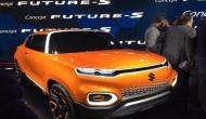 Auto Expo 2018:  पहले ही दिन मारुति ने उठाया अपनी 'फ्यूचर एस कांसेप्ट' कार से पर्दा