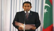 Ousting Abdulla Yameen 'only way out' for Maldivians