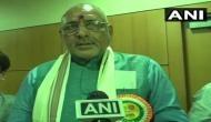 पूर्वोत्तर में कांग्रेस को मिली हार के बाद गिरिराज सिंंह ने राहुल गांधी को बताया भगोड़ा