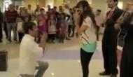 वीडियो: लड़के ने सरेआम किया लड़की को प्रपोज तो लड़की ने किया ऐसा, देखकर दंग रह जाएंगे