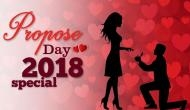 Propose Day 2018: Here are some new shayaris and messages to send to your Valentine this year
