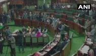 Jammu and Kashmir Assembly: Amid the terror attack NC MLA raises 'Pakistan Zindabad' slogans
