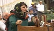 Disturbed by terror attack on army camp: Mehbooba Mufti