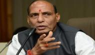 Rajnath Singh slams Pakistan for giving political legitimacy to terrorists