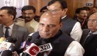 Army efficiently countering Sunjwan attack: HM Rajnath Singh