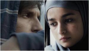 Ranveer Singh will have five kissing scenes with Alia Bhatt, Kalki Koechlin respectively; film to release on Valentine Day