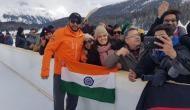 वीडियो: भारतीय तिरंगे के साथ शाहिद अफरीदी ने किया ऐसा, हो रही तारीफ